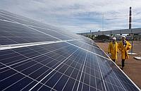 У Андріївці побудують сонячну електростанцію