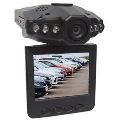 Автомобильный видеорегистратор с ночной съемкой и датчиком движения SKL11-149744, фото 2