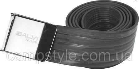 Пояс для грузов резиновый с металлической пряжкой Salvimar Pro