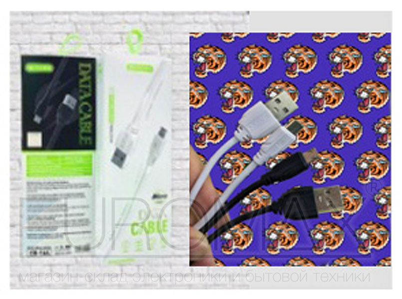 Кабель USB - Lightning BAVIN 200шт CB164-IP