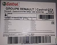 Моторное масло Castrol GTX RN 10W-40 RN700 7711658101