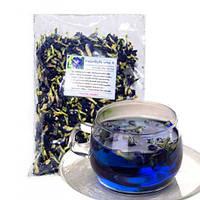 СИНИЙ ЧАЙ банка 30г анчан тайский этнический чай