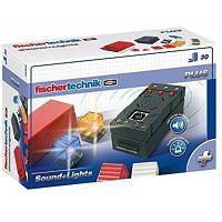 Конструктор Fischertechnik Набір LED підсвічування і звуковий контролер (FT-500880)