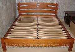 """Спальний гарнітур з дерева від виробника """"Токіо"""" (ліжко з тумбочками), фото 2"""