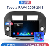 Junsun 4G Android магнитола для Toyota  RAV4 wifi  2005-2012