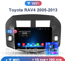 Junsun 4G Android магнітола для Toyota RAV4 wifi 2005-2012