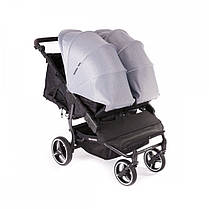 Прогулочная коляска для двойни Baby Monsters Easy Twin 3S Light, фото 3