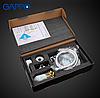 Вбудований гігієнічний душ білий / хром Gappo Noar G7248, фото 2