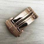 Застежка для часов 20 mm Gold SKL39-225251