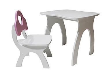 Стол + стул детский Jony корпус МДФ