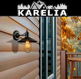 Сайдинг Karelia (Карелія)