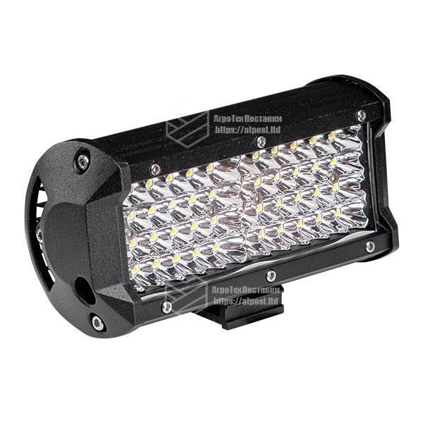 Фара LED прямоугольная 144W (48 диодов)
