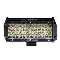 Фара LED прямоугольная 144W (48 диодов), фото 4