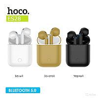 Беспроводные наушники Bluetooth HOCO ES28 Original Series White