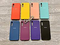 Чехол Soft touch для Samsung Galaxy A30s (8 цветов)