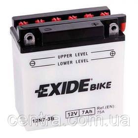 Мото аккумулятор EXIDE 12N7-3B
