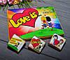 Шоколадный набор LOVE IS... Лав из...