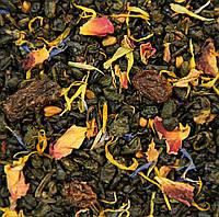 ВЕСЕННИЙ ЦВЕТОК 500г чай зеленый ароматизированный