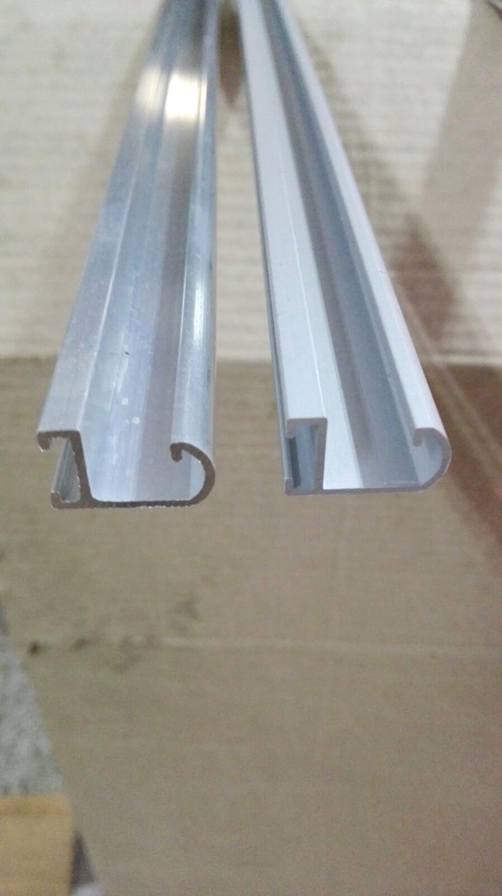Алюминиевый рамочный профиль 12,7х20,5