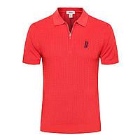 Мужская брендовая футболка поло арт. 85-18
