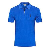 Брендовая мужская футболка поло арт. 85-19