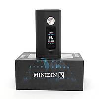 Уцінка. Батарейний мод Asmodus Minikin V3 200W Black