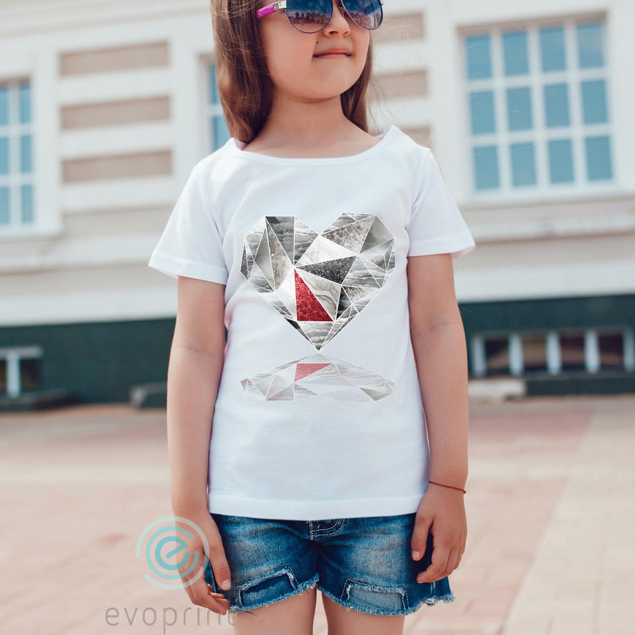 Услуги печати на детской одежде