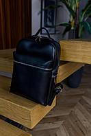 Рюкзак черного цвета UDLER, фото 1