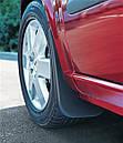 Брызговики MGC Mercedes-Benz Vito W639 пассажирский 2003-2015 г.в. комплект 4 шт B66560458, B66560459, фото 5