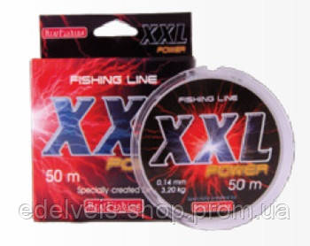 Леска рыболовная BratFishing XXL Power 50 м  0.18