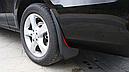 Брызговики MGC Mercedes-Benz Vito W639 пассажирский 2003-2015 г.в. комплект 4 шт B66560458, B66560459, фото 6