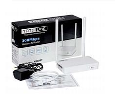 Маршрутизатор Роутер Wi-Fi Totolink N300RT беспроводной 300 Мбит/с