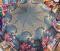 Качественный женский зонт полуавтомат Zicco Польша, фото 1