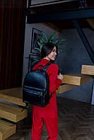Городской рюкзак черного цвета UDLER, фото 1