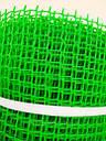 Забор садовый,ячейка 13х13мм рулон 1м х 20м (пластиковый)темно и светло зеленый, фото 2