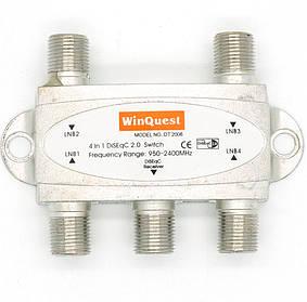 Коммутатор DiSEqC 4x1 WinQuest DT2006 SKL31-150758