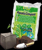 Питательный грунт для растений садового пруда Tetra Pond AquaticCompost 8 л