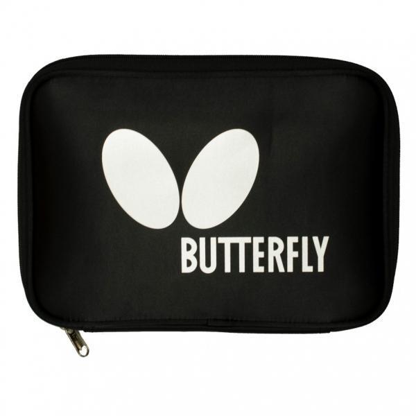 Чехол для 1-й ракетки  Butterfly Logo (прямоугольный)