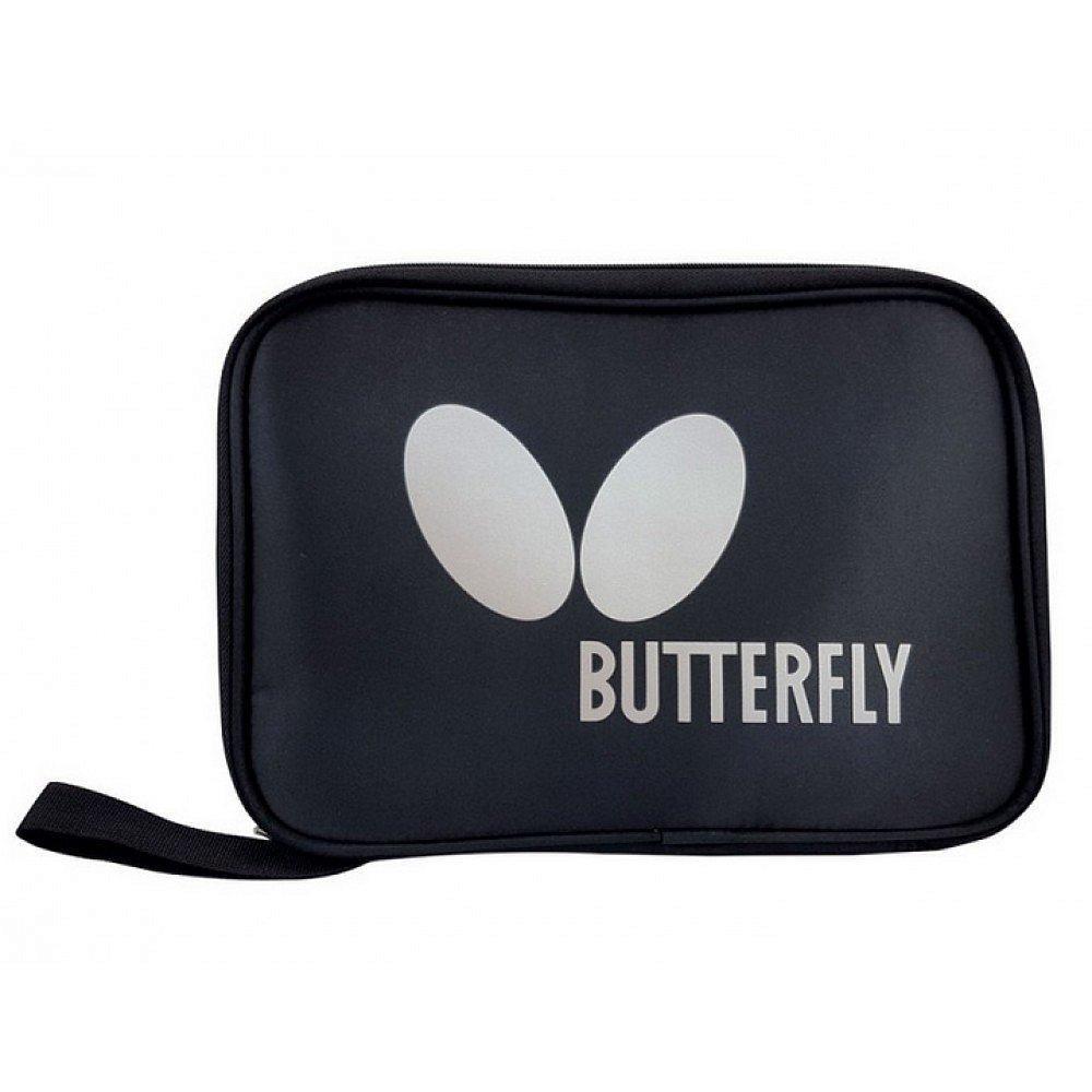 Чехол для 2-х ракеток  Butterfly Logo (прямоугольный)