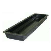 Форма для изготовления бордюра 50 на 20 на 4.5 см Hormusend