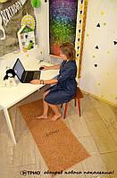 Инфракрасный напольный ковер с подогревом 150х65 см.