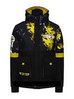 """Куртка детская демисезонная для мальчика от """"SCFS""""  003   на рост 128-152"""