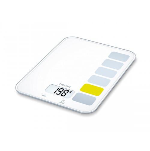 Весы кухонные BEURER KS 19 Белые