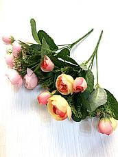 Ранункулюс декоративный с добавками ( 30 см), фото 2