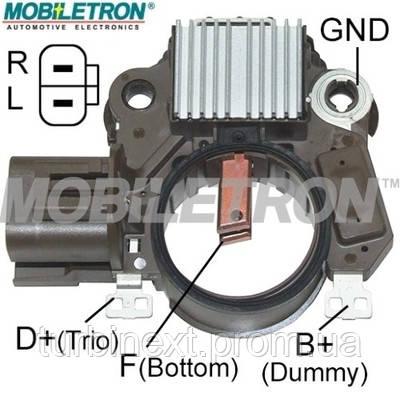 Регулятор напруги генератора MITSUBISHI ME701399 MOBILETRON VRH2009205B