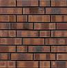 Клинкерная плитка MUHR 04 KS Красно-коричневый пестрый специал c углем