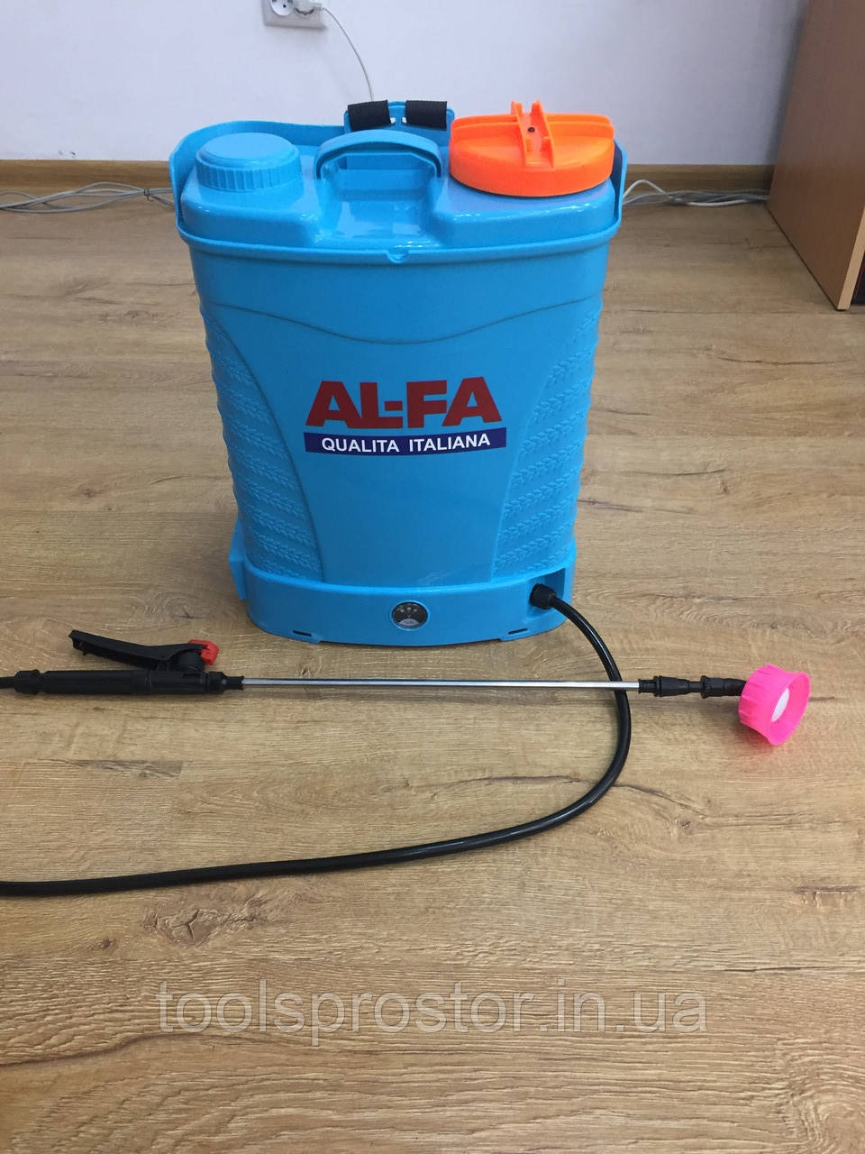 Аккумуляторный Опрыскиватель AL-FA AES16L : 16 (л) бак | 12 (А·ч) аккумулятор | Гарантия 1 год - Tools Prostor в Львове