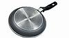 Алюмінієва сковорода з антипригарним покриттям Смаження Pan Wimpex WX2405 (Teflon) 24 см Краща ціна!, фото 3