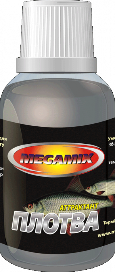 Аттрактант MEGAMIX Плотва
