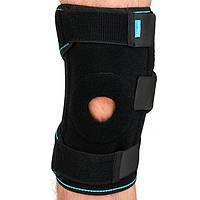 Ортез на коленный сустав со спиральными ребрами жесткости Алком 4054